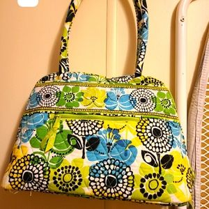 Vera Bradley Bowler Bag